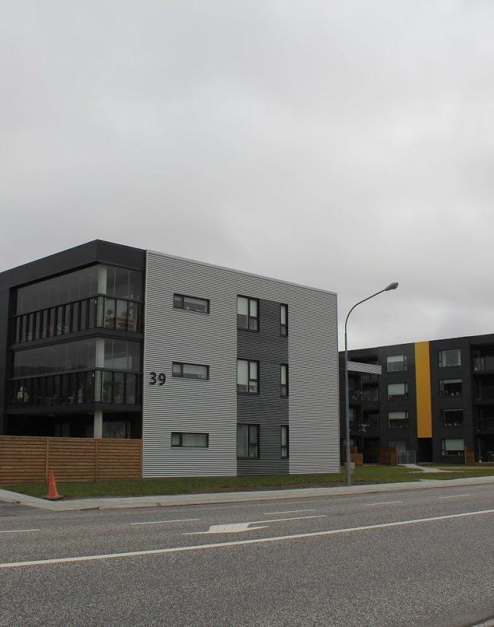 Συγκρότημα κατοικιών, Σέλφος, Ισλανδία