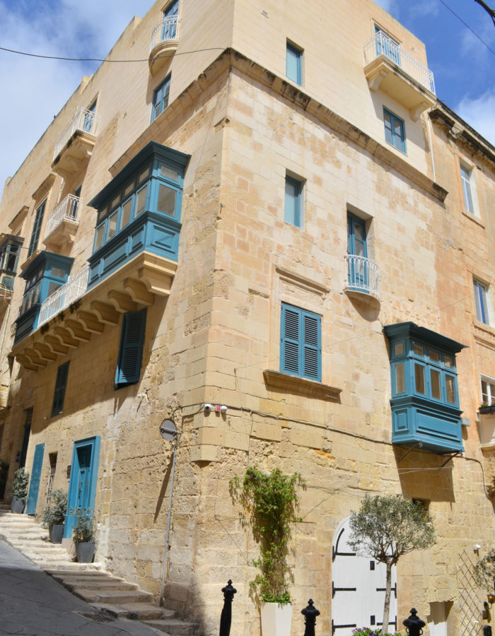 Hotel Boutique Sally Port Suites, Valletta, Malta