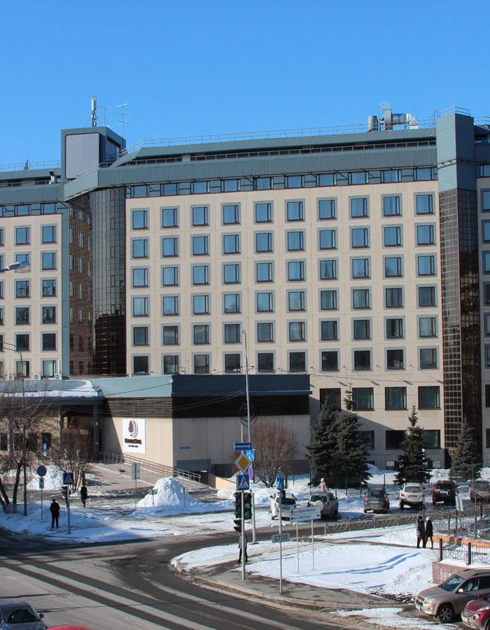 Ξενοδοχείο Double Tree Hilton,Tyumen, Ρωσία